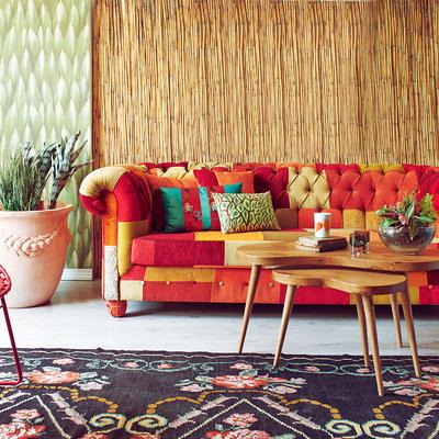 """Quer ter uma casa moderna e cheia de cor? Diga """"sim"""" à estas ideias!"""
