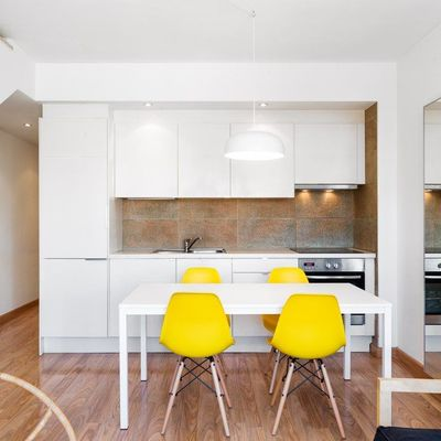 Cozinhas brancas: Quando o clássico não erra
