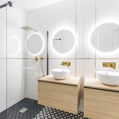 Tendências de casas de banho para 2021