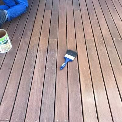 Manutenção de Deck