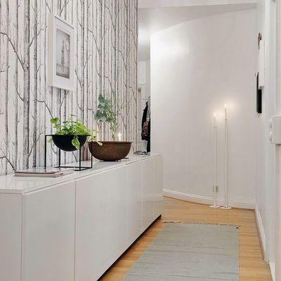 5 Ideias para aproveitar um corredor sem graça