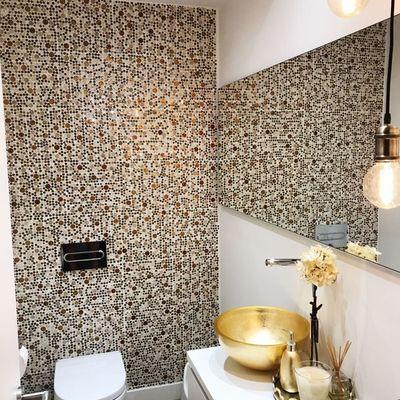 Traga luz à sua casa de banho, mesmo sem janelas!