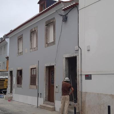 Remodelação de Apartamento no coração de Lisboa (Em curso)