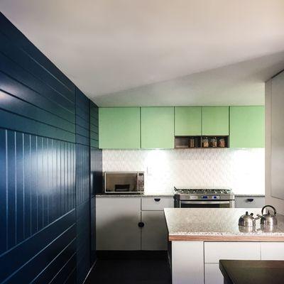10 cozinhas coloridas e fantásticas para se inspirar