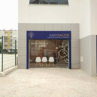 Clinica de Fisioterapia - Abrisaude Carregado