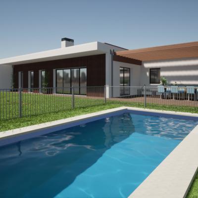 Habitação Unifamiliar | Queluz de Baixo