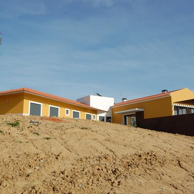 Habitação Unifamiliar Graínho - Santarém