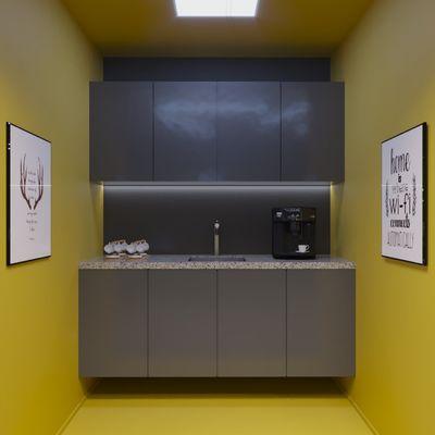 As melhores e as piores cores para pintar a sua cozinha