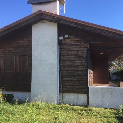 CASA DE MADEIRA - AGUDA