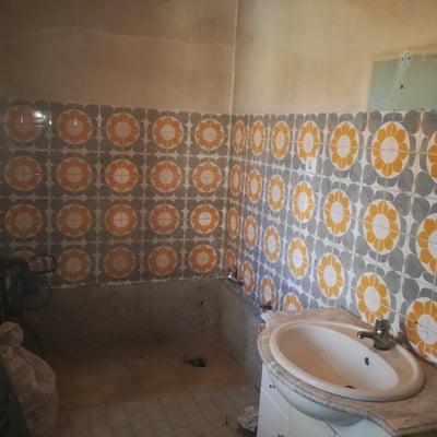 Remodelacao de uma casa de banho