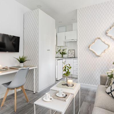 apartamento pequeno decor