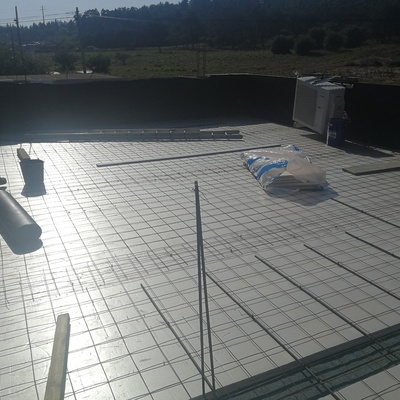 Impermeabilização de terraço