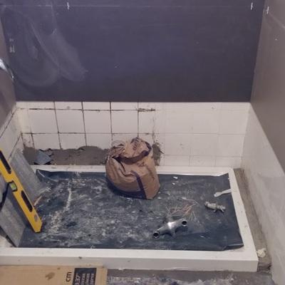 Remodelação de casa de banho bairo da Ajuda Funchal