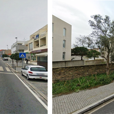Arranjo urbanístico