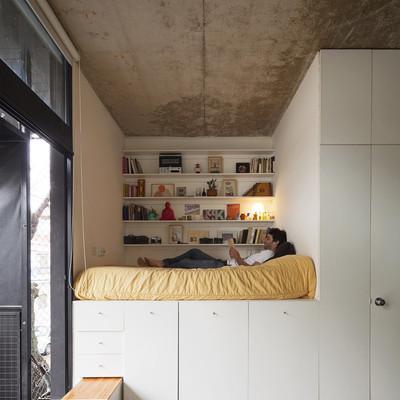 10 camas que o ajudam a poupar espaço