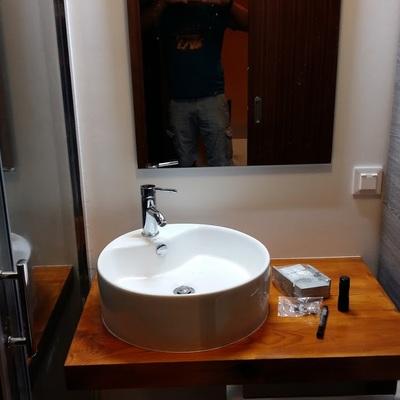 Remodelação casa de banho avenida das Madalenas