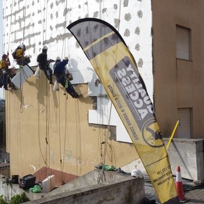 Remodelação de Edifícios e Capoto em Bairro dos Navegadores