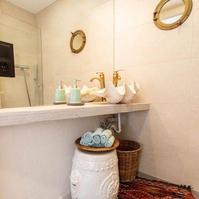 casa de banho decor