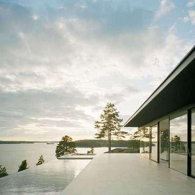 10 Casas de vidro que irão te surpreender