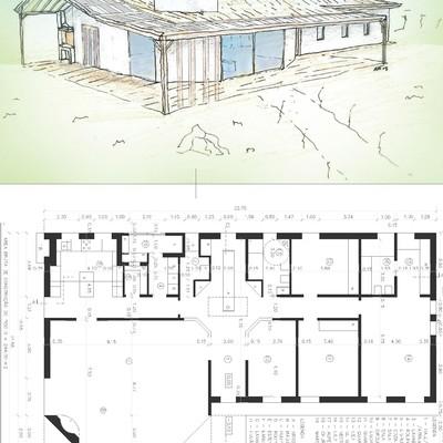 Habitação unifamiliar em Santarém