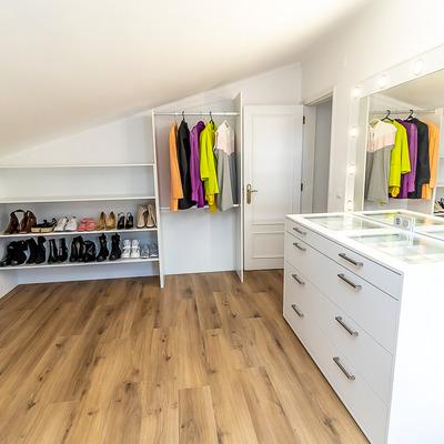 Construção do Closet de sonho da Soraia, vencedora do BB 20