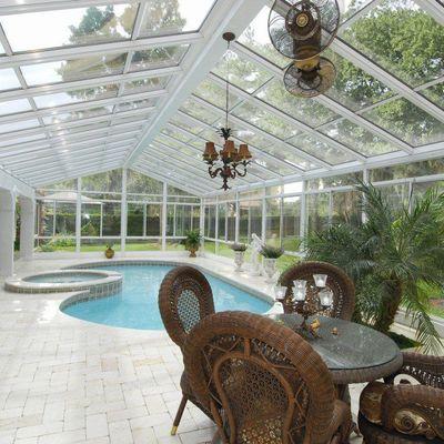Coberturas de piscina: prepare a sua para o outono