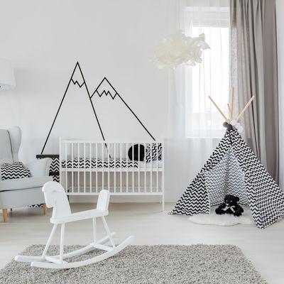 Como limpar o quarto do bebé, afinal?