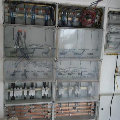 Eletricidade e Ar condicionado