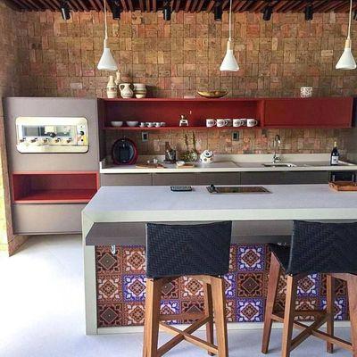 10 cozinhas com ilha que vai amar!