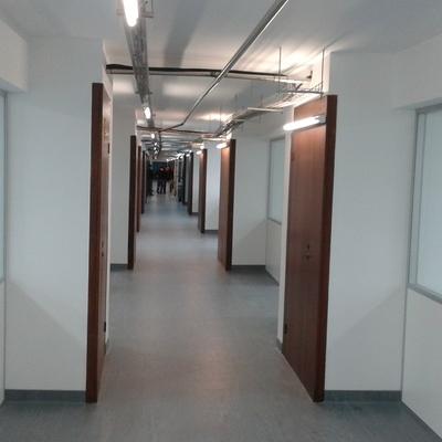 Remodelação das salas de investigação da FairJourney Biologics - Faculdade de Ciençias do Porto