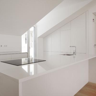 Cozinha do ultimo piso
