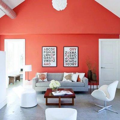Decora a tua casa com a cor Pantone de 2019: Living Coral
