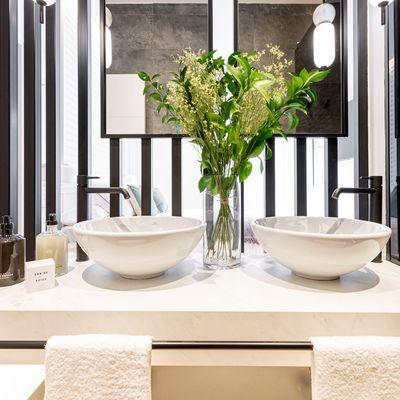 10 Ideias simples (e baratas) para decorar a casa de banho