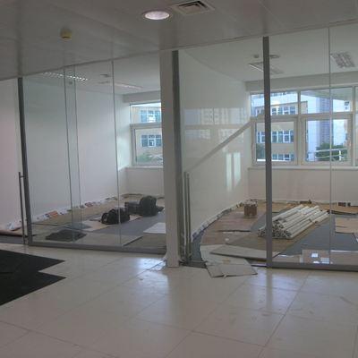 renovação de escritório