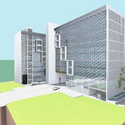 Edificação: Edifício de escritórios
