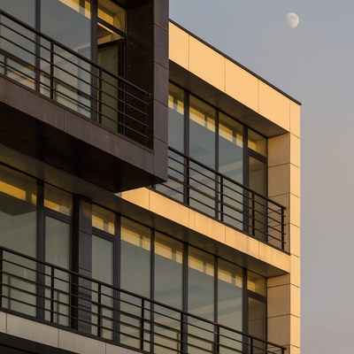 Edifício Habitacional Coletivo - Apartamentos