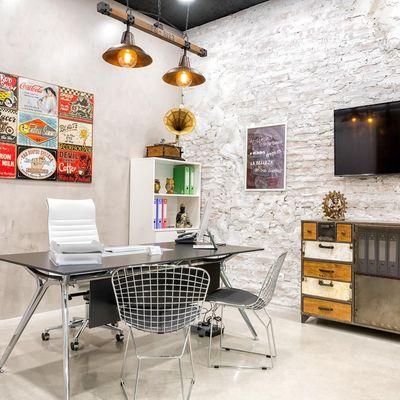 escritorio em casa ideias