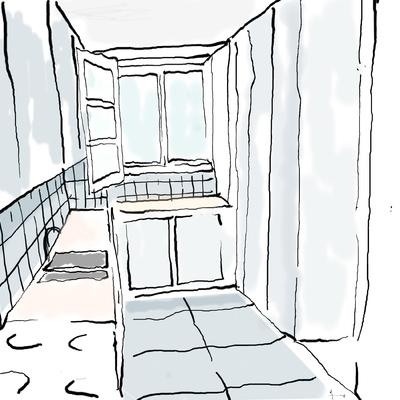 Recuperação de apartamento na zona histórica de Lisboa