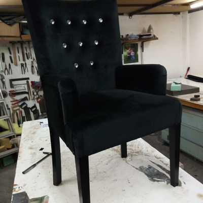 Estofamento Cadeiras