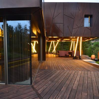 Casa de Vale do Douro by Mjarc Arquitectos