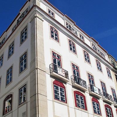 Edifício de habitação no Largo de Santo António, Lisboa