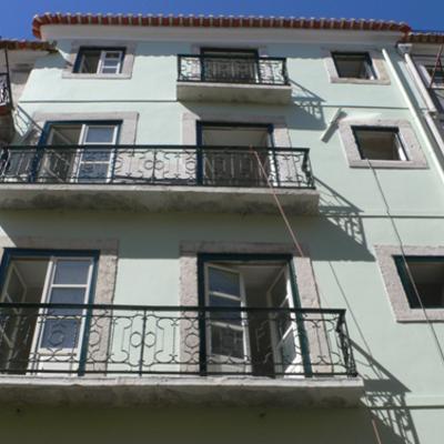 Remodelação de Edifício na Travessa do Cabral