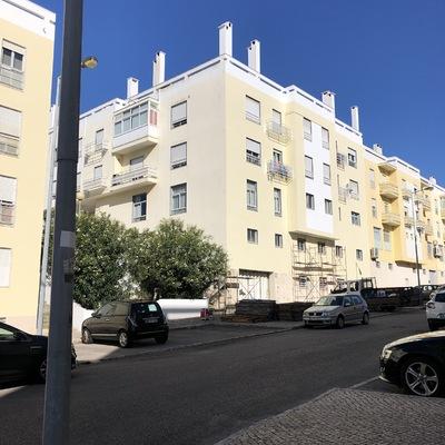 Reforma em prédio residencial