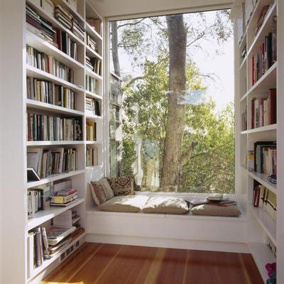 Sua casa é o lugar perfeito para desfrutar de um bom livro