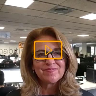Uma mensagem de Sarah Harmon, CEO do Habitissimo