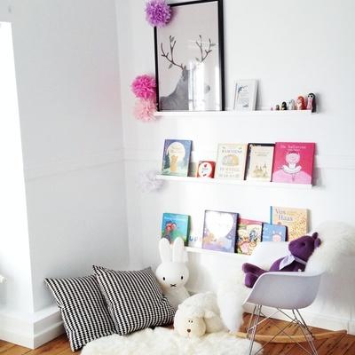 espaço para leitura