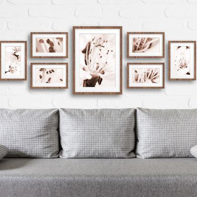10 Ideias de decoração de paredes que vai amar