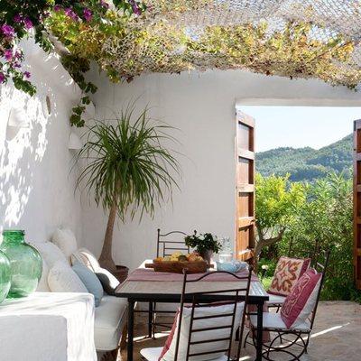 Aproveite ao máximo o seu pátio ou terraço!