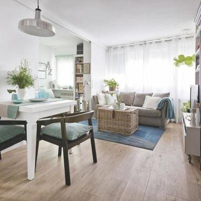 Um apartamento de 70 m2, em que se aproveitou cada canto
