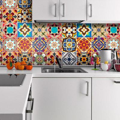 Mude as paredes da sua cozinha, de forma rápida, limpa e sem obras!
